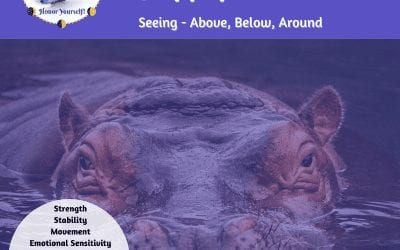 Hippo Symbolism – Watching The Hippo Look Above, Below, And On The Surface