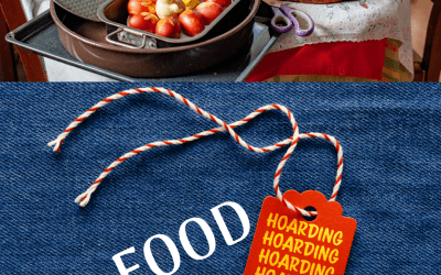 Hoarding Food Is A Thing – How I Transformed My Relationship With Packing My Fridge To The Gills