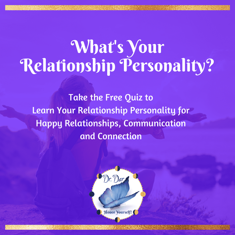 Relationship Personality Quiz - General - Woman - Canva