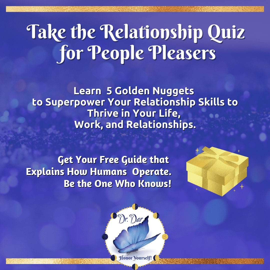 Take The Superpower Relationship Quiz For People Pleasers - Dr. Dar Hawks