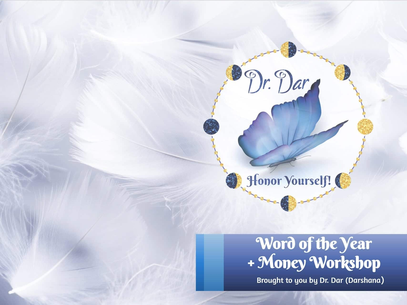 Word Of The Year - Cover -Dr. Dar Hawks
