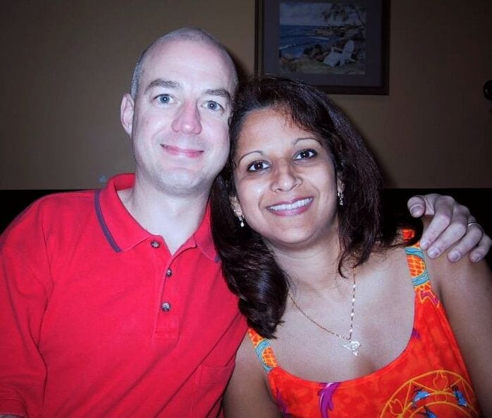 Chuck And Darshana